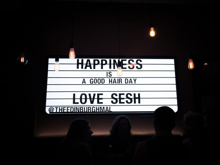 Good Hair Starts in…Leith